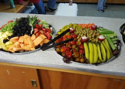 Fruit and Veggies Catering by Smokehound BBQ